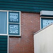 NLD/Huizen/20180216 - Vernielingen woning ex partner Brace