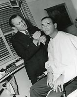 1938 Make-up artist at MGM Studios