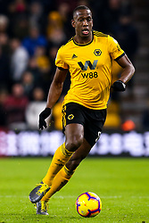 Willy Boly of Wolverhampton Wanderers - Mandatory by-line: Robbie Stephenson/JMP - 11/02/2019 - FOOTBALL - Molineux - Wolverhampton, England - Wolverhampton Wanderers v Newcastle United - Premier League
