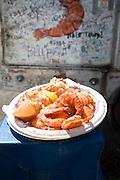 Shrimp Truck, Windward Oahu, Hawaii