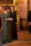 012412 spanish royals foreings ambassadors