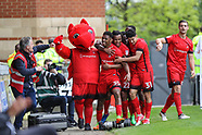 Leyton Orient v Hartlepool United 170417