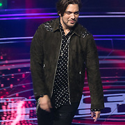 NLD/Hilversum/20180209 - 3e Liveshows The voice of Holland 2018,