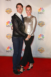 Celebrities walk the red carpet for the 'Dolly Parton's Christmas of Many Colors: Circle of Love' Premiere held at Dollyworld in Tennessee. 22 Nov 2016 Pictured: Jerry O'Connell, Rebecca Romijn. Photo credit: American Foto Features / MEGA TheMegaAgency.com +1 888 505 6342