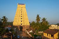 Inde, etat du Tamil Nadu, Kanchipuram, temple de Devarajaswami // India, Tamil Nadu, Kanchipuram, Devarajaswami temple