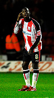 Photo: Alan Crowhurst.<br />Southampton v Cardiff City. Coca Cola Championship. 13/03/2007. Southampton's Bradley Wright-Phillips.