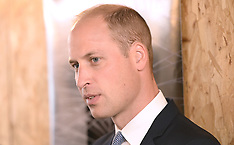 Prince William in Bristol - 12 Sept 2018