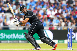 Ross Taylor of New Zealand - Mandatory by-line: Robbie Stephenson/JMP - 09/07/2019 - CRICKET - Old Trafford - Manchester, England - India v New Zealand - ICC Cricket World Cup 2019 - Semi Final
