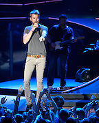 COLUMBIA, MD -  May 20th, 2012 - Charles Kelley of the Grammy Award-winning group Lady Antebellum performs to a packed house at Merriweather Post Pavilion in COlumbia, MD.  The group's last album, We Own The Night, reached #1 on the US Billboard 200. (Photo by Kyle Gustafson/For The Washington Post)