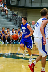28 June 2014: Max Cook 2014 Boys Illinois Basketball Coaches Association All Start game at the Shirk Center in Bloomington IL