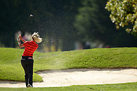 Suzanne Pettersen (Nor) competes during the second round of LPGA Evian Championship 2014, day 5, at Evian Resort Golf Club, in Evian-Les-Bains, France, on September 12, 2014. Photo Philippe Millereau / KMSP / DPPI