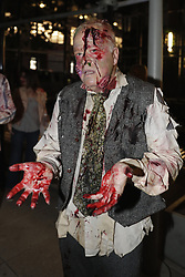 October 31, 2018 - New York, New York, United States - Thousands of People Participated on the Annual Village Halloween Parade in New York City, USA on October 31, 2018. (Credit Image: © Luiz Rampelotto/NurPhoto via ZUMA Press)