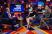 """October 05, 2021 - USA: Bravo's """"Watch What Happens Live with Andy Cohen"""" - Episode: 18160"""