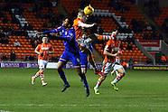 Blackpool v Oldham Athletic 160216