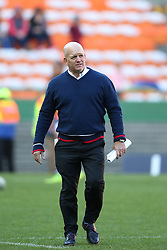 Western Province coach John Dobson during the Currie Cup Premier Division match between the DHL Western Province and the Pumas held at the DHL Newlands rugby stadium in Cape Town, South Africa on the 17th September  2016<br /> <br /> Photo by: Shaun Roy / RealTime Images