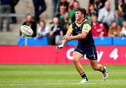Will Butler of Worcester Warriors - Mandatory by-line: Robbie Stephenson/JMP - 29/07/2017 - RUGBY - Franklin's Gardens - Northampton, England - Worcester Warriors v Gloucester Rugby - Singha Premiership Rugby 7s