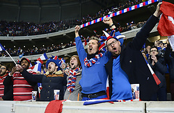 November 17, 2018 - Lille, France - Supporters de l equipe de France - ambiance (Credit Image: © Panoramic via ZUMA Press)