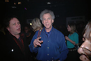 Bob Gruen, Future Punk Launch party at Selfridges, Oxford St. : 9th March. ONE TIME USE ONLY - DO NOT ARCHIVE  © Copyright Photograph by Dafydd Jones 66 Stockwell Park Rd. London SW9 0DA Tel 020 7733 0108 www.dafjones.com