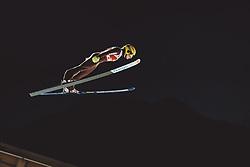 02.03.2021, Oberstdorf, GER, FIS Weltmeisterschaften Ski Nordisch, Oberstdorf 2021, Damen, Skisprung, HS137, Einzelbewerb, Qualifikation, im Bild Irina Avvakumova (RSF) // Irina Avvakumova of Russian Federation during the qualification jump for the women ski Jumping HS137 single competition of FIS Nordic Ski World Championships 2021 Oberstdorf, Germany on 2021/03/02. EXPA Pictures © 2021, PhotoCredit: EXPA/ Dominik Angerer