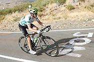Benjamin King (USA - Dimension Data), during the UCI World Tour, Tour of Spain (Vuelta) 2018, Stage 9, Talavera de la Reina - La Covatilla 200,8 km in Spain, on September 3rd, 2018 - Photo Luis Angel Gomez / BettiniPhoto / ProSportsImages / DPPI