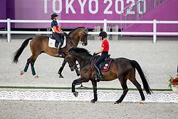 Heering Charlotte, DEN, Bufranco<br /> Olympic Games Tokyo 2021<br /> © Hippo Foto - Dirk Caremans<br /> 21/07/2021