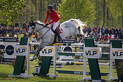 Fuchs Martin, (SUI), Clooney <br /> Furusiyya FEI Nations Cup of Belgium<br /> Longines Spring Classic of Flanders - Lummen 2015<br /> © Hippo Foto - Leanjo de Koster<br /> 01/05/15