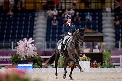 Hester Carl, GBR, En Vogue, 135<br /> Olympic Games Tokyo 2021<br /> © Hippo Foto - Dirk Caremans<br /> 24/07/2021