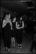 LIZZY MACGREGOR; PRINCESS EUGENIE; JULES DE BOINVILLE, Julia Peyton-Jones, Hans Ulrich Obrist and Coach host the Serpentine Future Contemporaries Party. Serpentine Sackler Gallery. Kensington Gdns. London. 21 February 2015