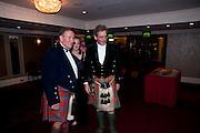 DAVID REID; VISCOUNT DUPPLIN, 2009 Royal Caledonian Ball in aid of various Scottish charities , Great Room, Grosvenor House. London. 1 May 2009.