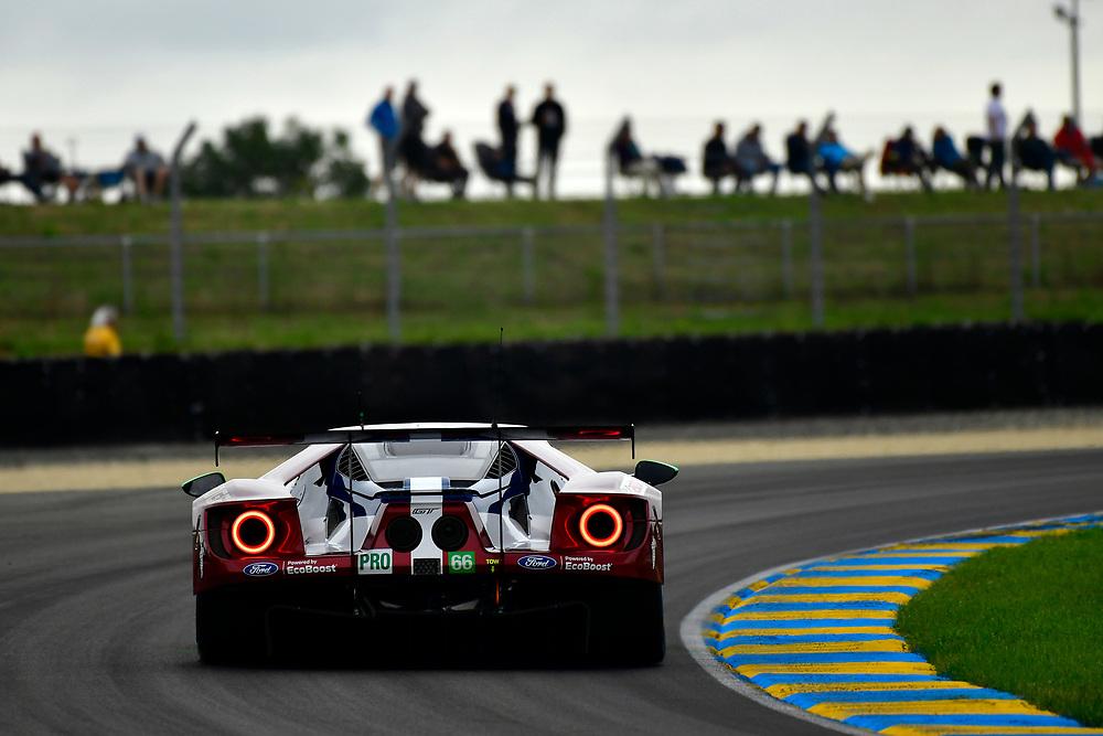 #66 Ford Chip Ganassi Racing Ford GT: Stefan Mücke, Olivier Pla, Billy Johnson<br /> Thursday 14 June 2018<br /> 24 Hours of Le Mans<br /> 2018 24 Hours of Le Mans<br /> Circuit de la Sarthe  FR<br /> World Copyright: Scott R LePage