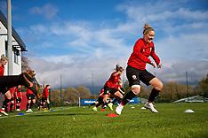 2018-11-06 Wales Women Training