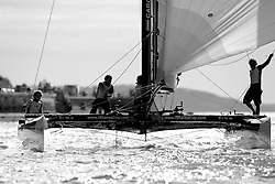 © Sander van der Borch. Cowes - England, third of August 2009. iShares cup. Final day.