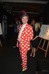 LORD DALMENY at The Animal Ball presented by Elephant Family held at Victoria House, Bloomsbury Square, London on 22nd November 2016.
