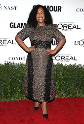 November 14, 2016 - Hollywood, California, U.S. - Shonda Rhimes arrives for the Glamour Women of the Year Awards 2016 at the Neuehouse Hollywood. (Credit Image: © Lisa O'Connor via ZUMA Wire)