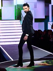 Presenter Rylan Clark during the Celebrity Big Brother Men's Launch held at Elstree Studios in Borehamwood, Hertfordshire.