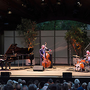 """The Bad Plus perform selections of original music from """"Made Possible"""" at Libbey Bowl on June 6, 2013 in Ojai, California."""