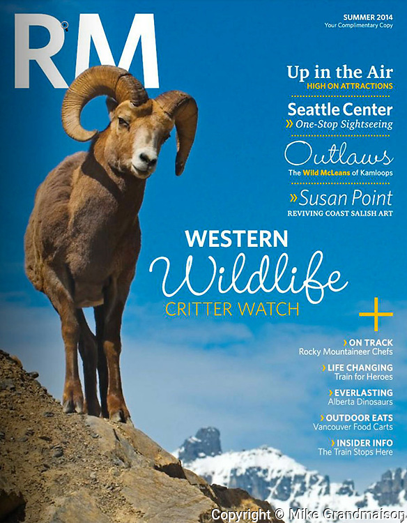 PRODUCT: Magazine Cover<br /> TITLE: <br /> CLIENT: RM