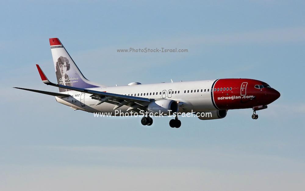 Norwegian Air Shuttle, Boeing 737-8JP(WL)