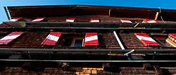 THEMENBILD - Sonnenuntergang am Laserz, Karlsbader Huette, Lienzer Dolomiten, AUT, EXPA Pictures © 2011, PhotoCredit: EXPA/ M. Gruber