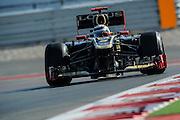Nov 15-18, 2012: Kimi RAIKKONEN (FIN) LOTUS F1 TEAM.© Jamey Price/XPB.cc