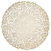paper doily decoration