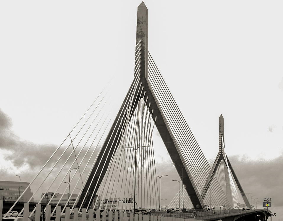 Bridges enable us to move forward... and come back home.