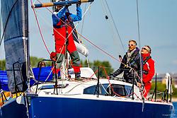 , Maibock Regatta 11. - 12.05.2019, ORC - MILOU - GER 7447 - JPK 10.80 - Bernd PETRICK - Segler-Verein Niendorf_ Ostsee e. V