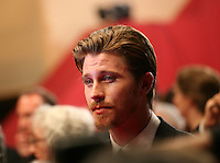 Garret Hedlund at the On The Road gala screening red carpet at the 65th Cannes Film Festival France. The film is based on the book of the same name by beat writer Jack Kerouak and directed by Walter Salles. Wednesday 23rd May 2012 in Cannes Film Festival, France.
