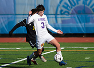 2019 NYSPHSAA Class C boys soccer semifinal (Rhinebeck v. Voorheesville)