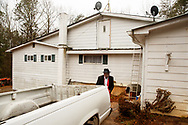 Billy Joe Jenkins still had a lot of work to do on the house that he built when he passed away. His unfinished<br /> business has fallen on the shoulders of his son, Timmy Joe Jenkins, and his two brothers.