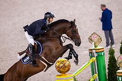 casvloVlock Teddy, ISR, Amsterdam 27<br /> Olympic Games Tokyo 2021<br /> © Hippo Foto - Dirk Caremans<br /> 03/08/2021