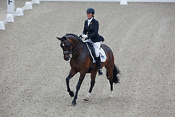 Goes Ilona, (NED), Zalisto<br /> Para Dressuur Finale<br /> Dutch Championship Dressage - Ermelo 2015<br /> © Hippo Foto - Dirk Caremans<br /> 19/07/15