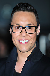 © Licensed to London News Pictures. 01/03/2012. London, England. Gok Wan attends the  UK Premiere of John Carter at the BFI on London' southbank  Photo credit : ALAN ROXBOROUGH/LNP