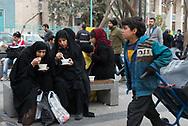 Iran tehran. The grand bazar